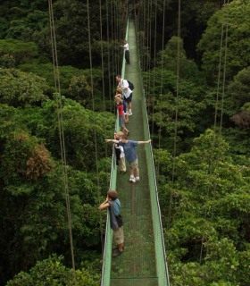 Highlights Costa Rica Monteverde